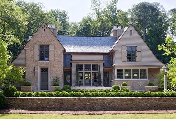 featured posts image for Beautiful stone clad residence in Mountain Brook, Alabama