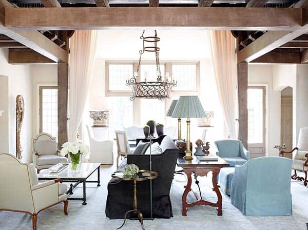 Mountain Brook Home-McAlpine Booth Ferrier Interiors-04-1 Kindesign