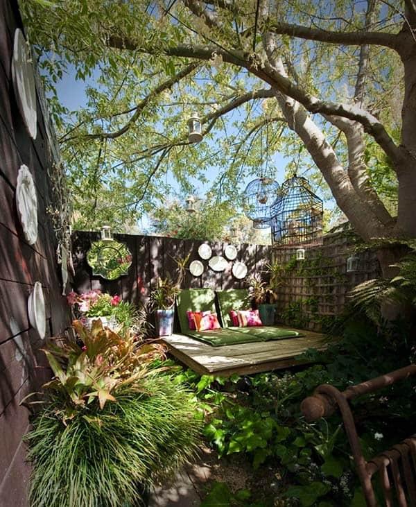 Ideas For Home Garden Bedroom: 40 Enchanting Outdoor Bedroom Ideas For Dreamy Sleep