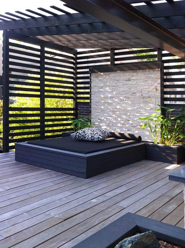 Outdoor Bedroom Ideas-05-1 Kindesign