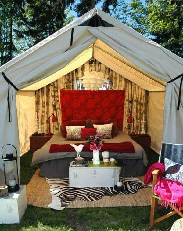 Outdoor Bedroom Ideas-11-1 Kindesign