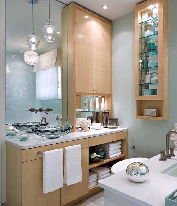 Spacious Bathroom Retreat-07-1 Kindesign