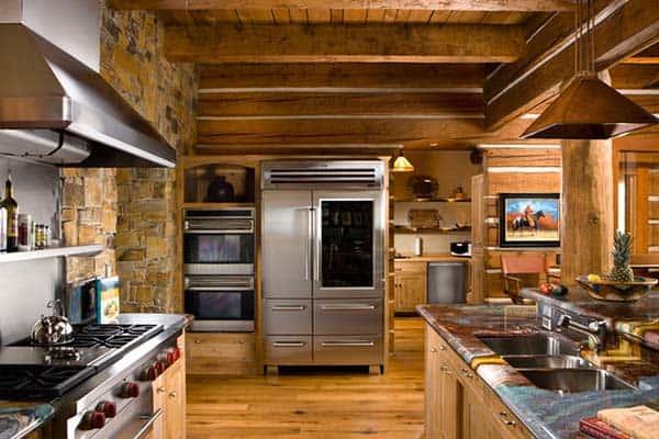 The Tunken-Pioneer Log Homes-06-1 Kindesign