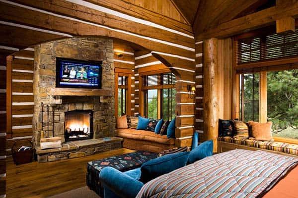 The Tunken-Pioneer Log Homes-08-1 Kindesign