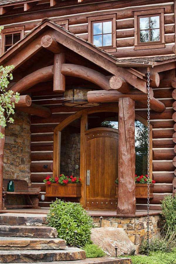 The Tunken-Pioneer Log Homes-13-1 Kindesign