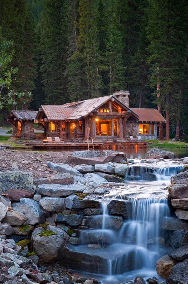 featured posts image for 53 Incredibly fabulous and tranquil backyard waterfalls