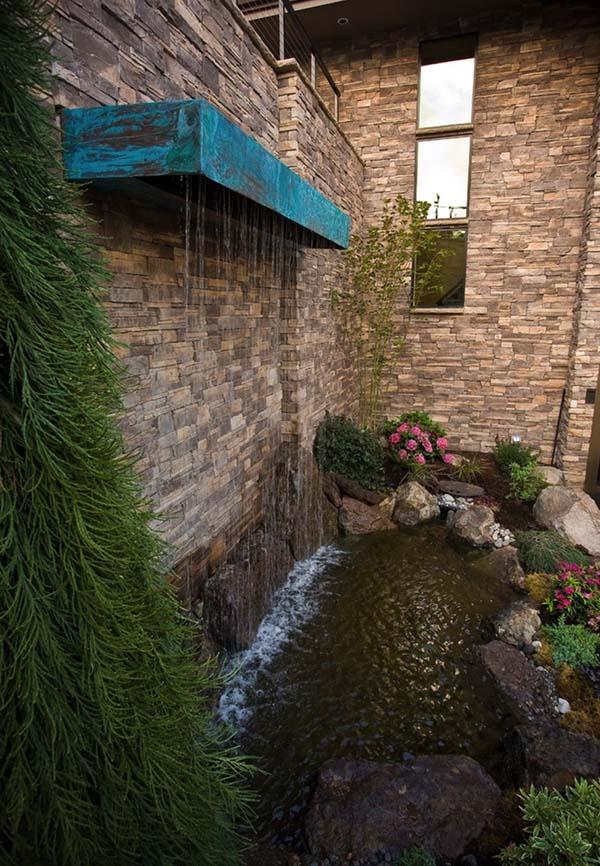 Tranquil Backyard Waterfalls-21-1 Kindesign