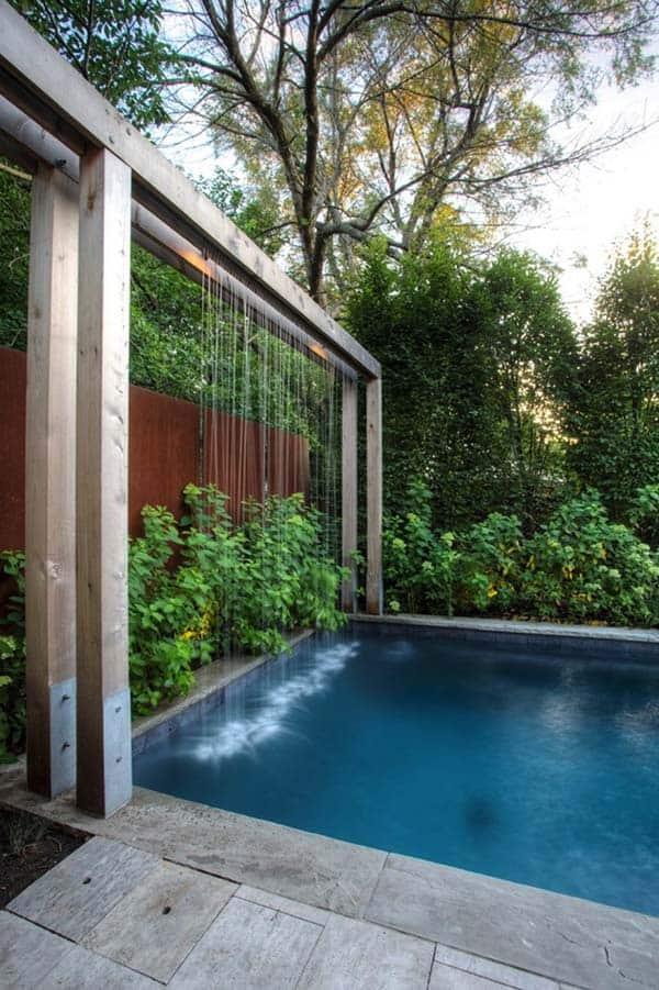 Tranquil Backyard Waterfalls-22-1 Kindesign