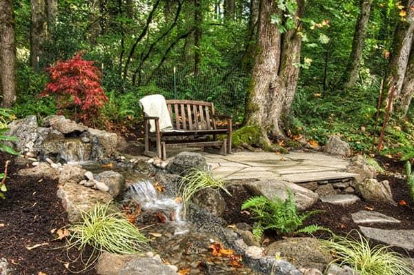 Tranquil Backyard Waterfalls-28-1 Kindesign