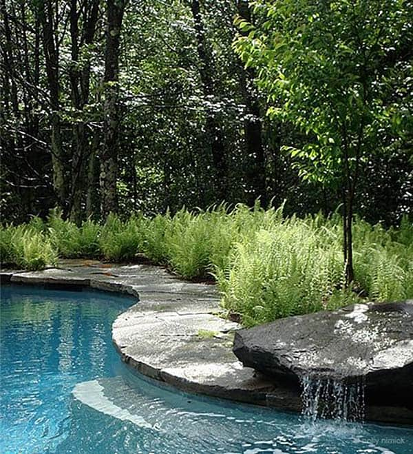 Tranquil Backyard Waterfalls-33-1 Kindesign
