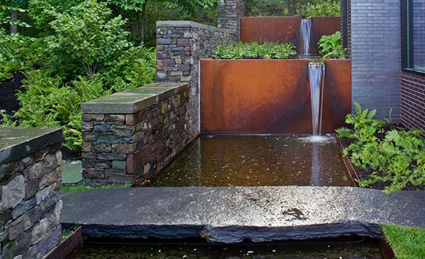 Tranquil Backyard Waterfalls-36-1 Kindesign
