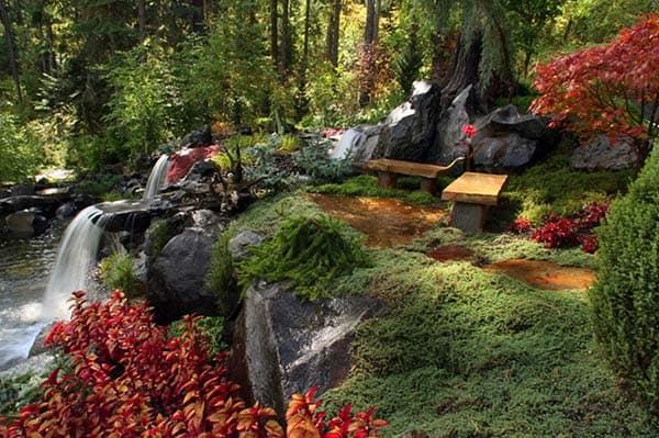 Tranquil Backyard Waterfalls-37-1 Kindesign
