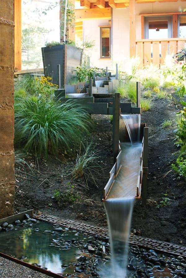 Tranquil Backyard Waterfalls-42-1 Kindesign