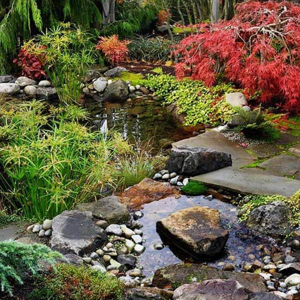 Tranquil Backyard Waterfalls-43-1 Kindesign