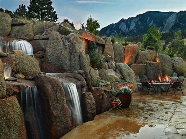 Tranquil Backyard Waterfalls-45-1 Kindesign