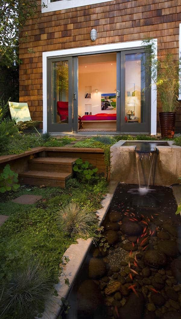 Tranquil Backyard Waterfalls-50-1 Kindesign