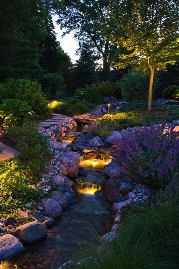 Tranquil Backyard Waterfalls-53-1 Kindesign