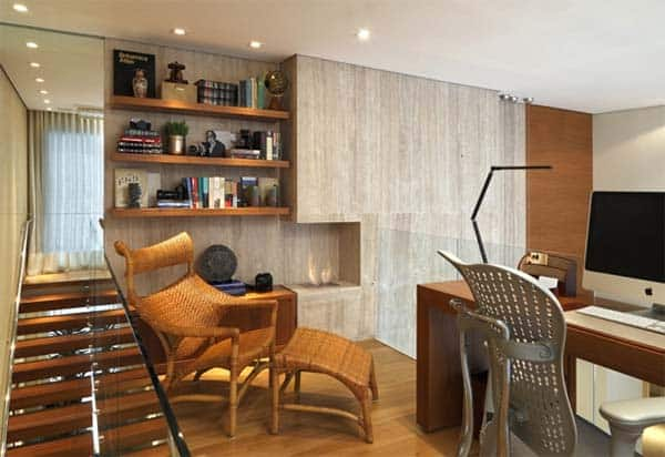 Apartment Brooklin-AR Arquitetura Design-05-1 Kindesign