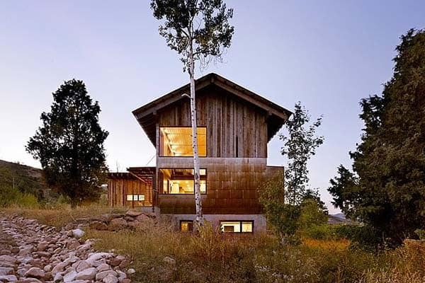 featured posts image for Modern two story sanctuary in Park City, Utah