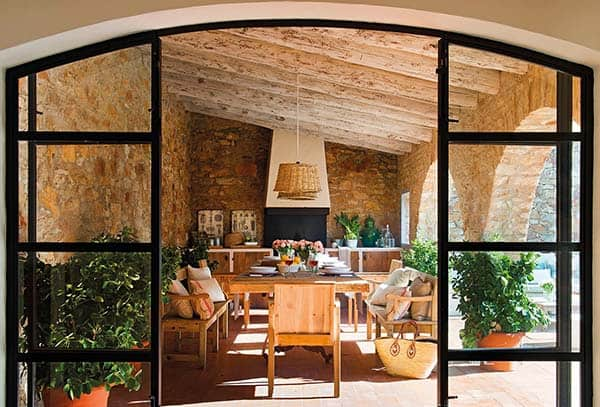 featured posts image for Village house transformed to fabulous dream home in Costa Brava