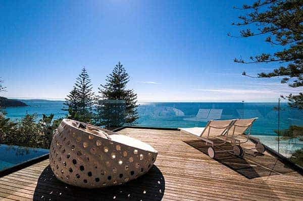 featured posts image for Chic and stylish beach house on Palm Beach, Australia