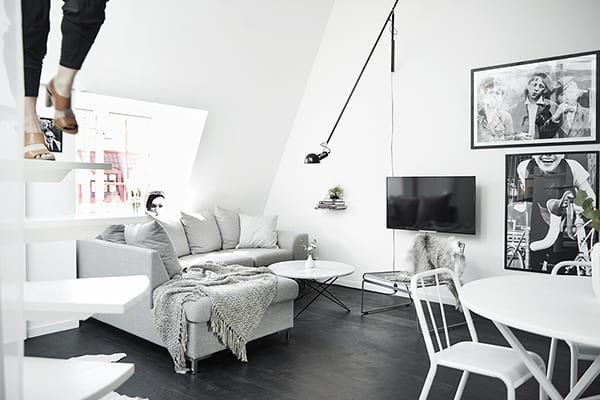 Gothenburg Attic Apartment-03-1 Kindesign