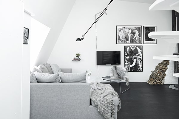 Gothenburg Attic Apartment-05-1 Kindesign