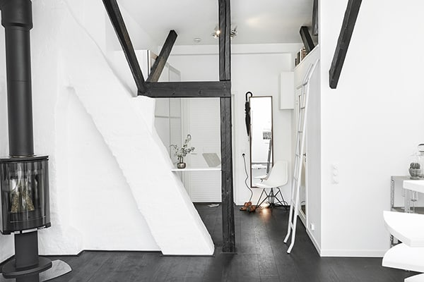 Gothenburg Attic Apartment-20-1 Kindesign