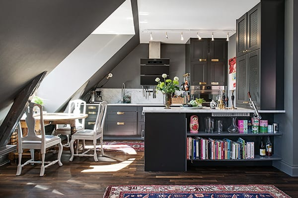 featured posts image for Luxurious Gothenburg loft with trendy New York vibe