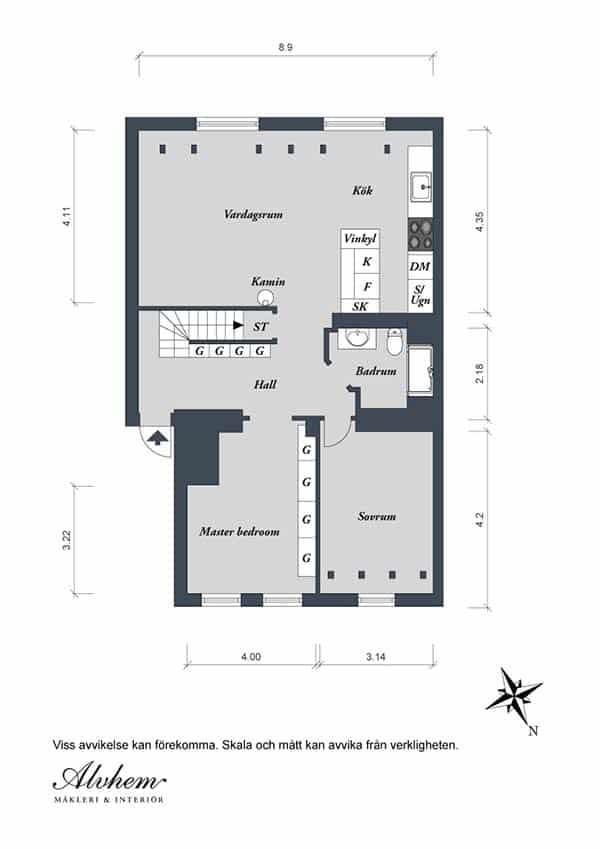 Gothenburg Loft-37-1 Kindesign