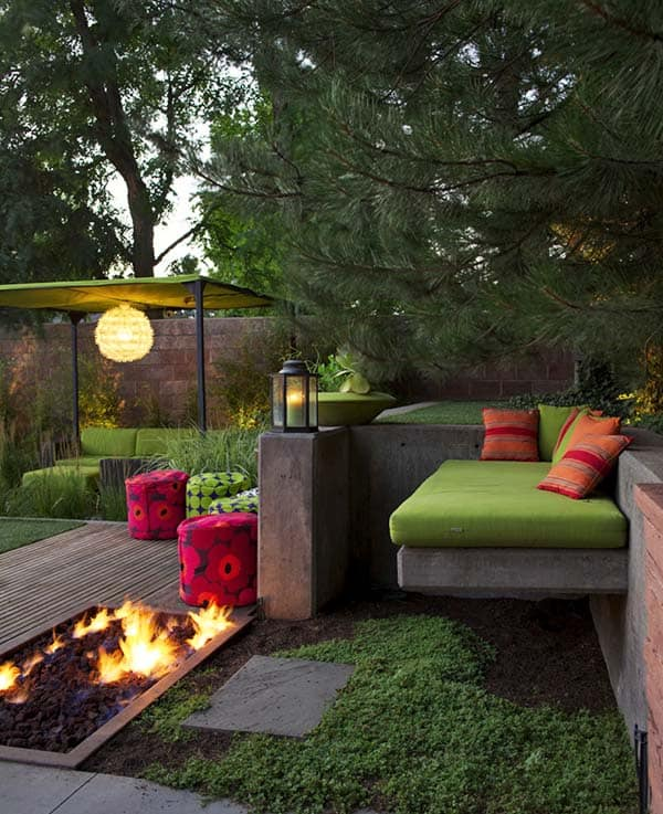 Attractive Playful Outdoor Living Spaces 12 1 Kindesign
