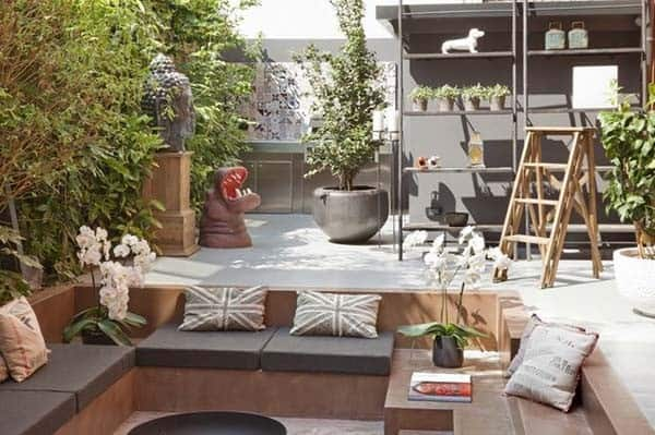 Nice Playful Outdoor Living Spaces 20 1 Kindesign
