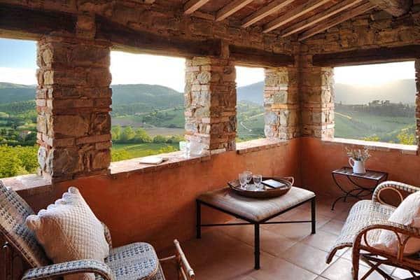 Charming Stone Farmhouse In Umbria Villa Noci