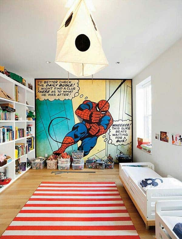 Wall Murals-10-1 Kindesign