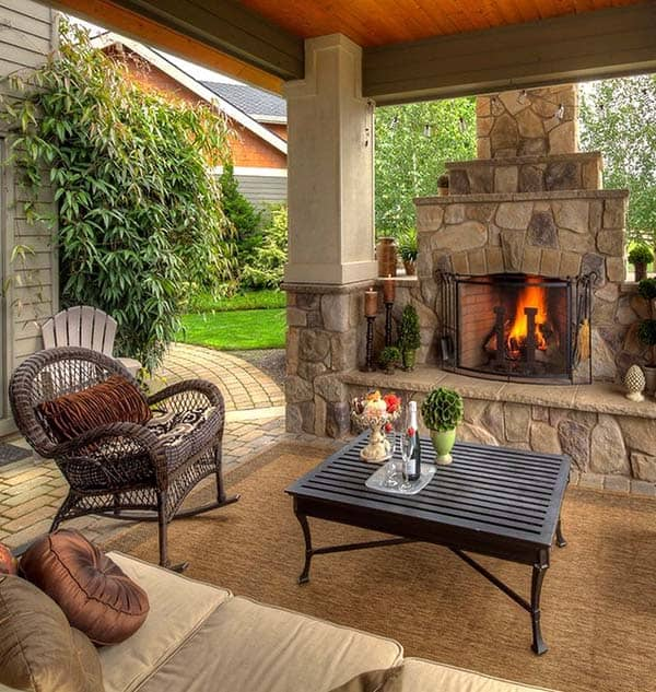 20 Amazing Finds For Outdoor Living Spaces: 50 Amazing Outdoor Spaces You Will Never Want To Leave