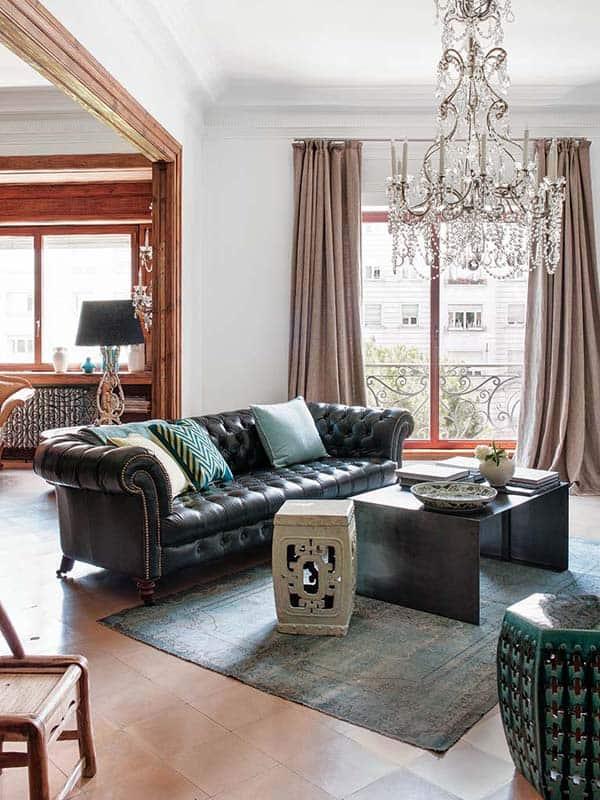 Barcelona Apartment-Luzio-05-1 Kindesign