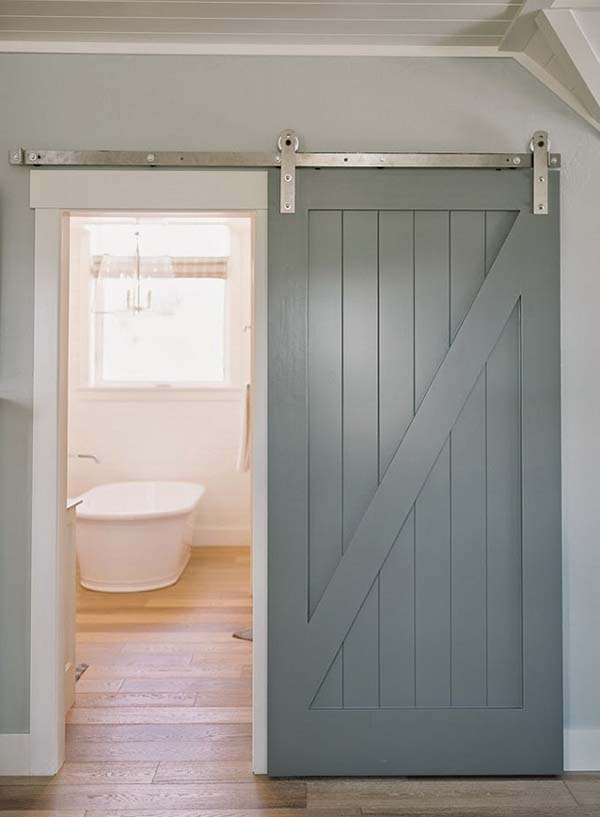 Barn Door Inspiration-27-1 Kindesign