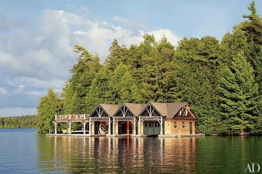 featured posts image for Enchanting lakeside family retreat in the Adirondack Mountains