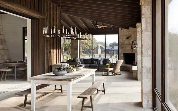 Frio Family Retreat-Shiflet Group Architects-05-1 Kindesign