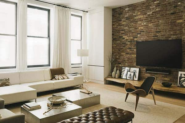 featured posts image for Prewar loft evoking an inviting feel in Greenwich Village, NY