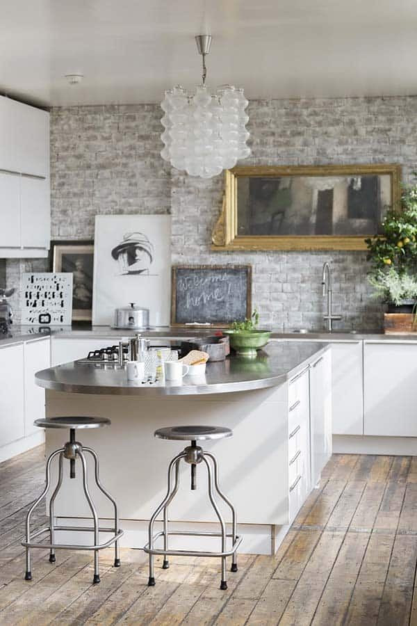 featured posts image for 55 Most cool kitchen designs on 1 Kindesign for 2015