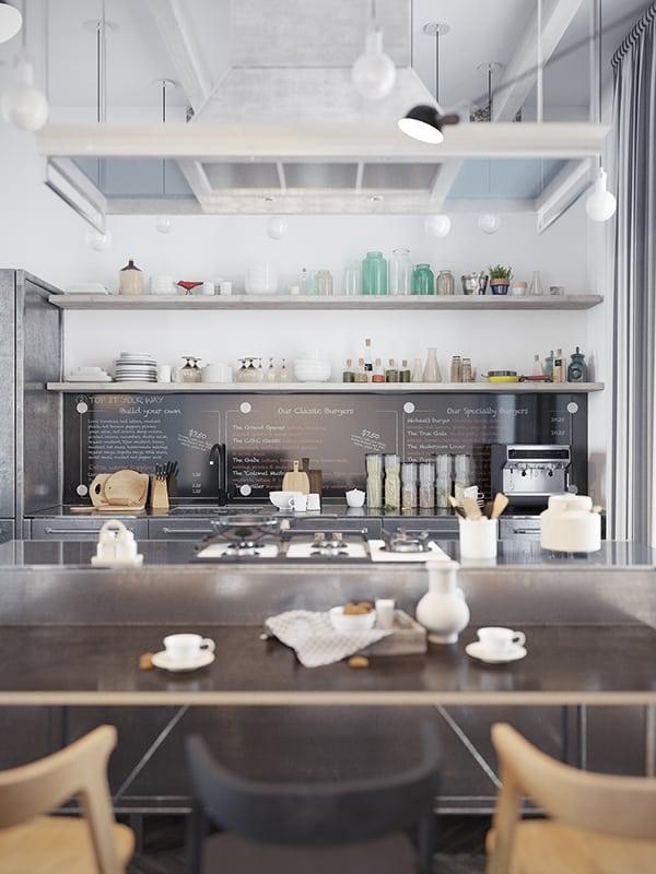 Scandinavian Style Apartment-Denis Krasikov-09-1 Kindesign