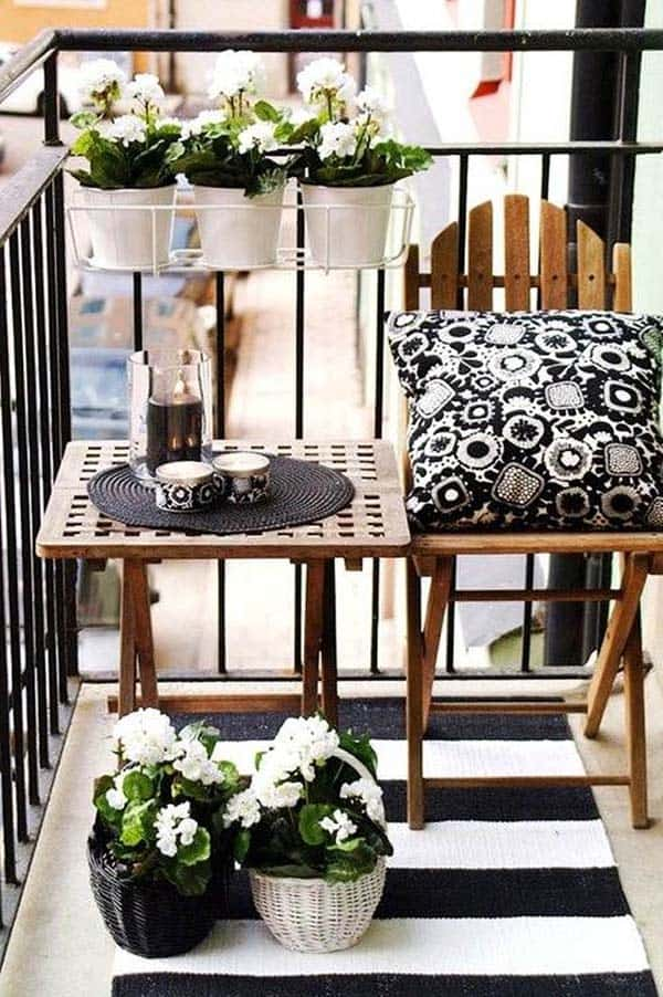 Small Balcony Design Ideas 05 1 Kindesign