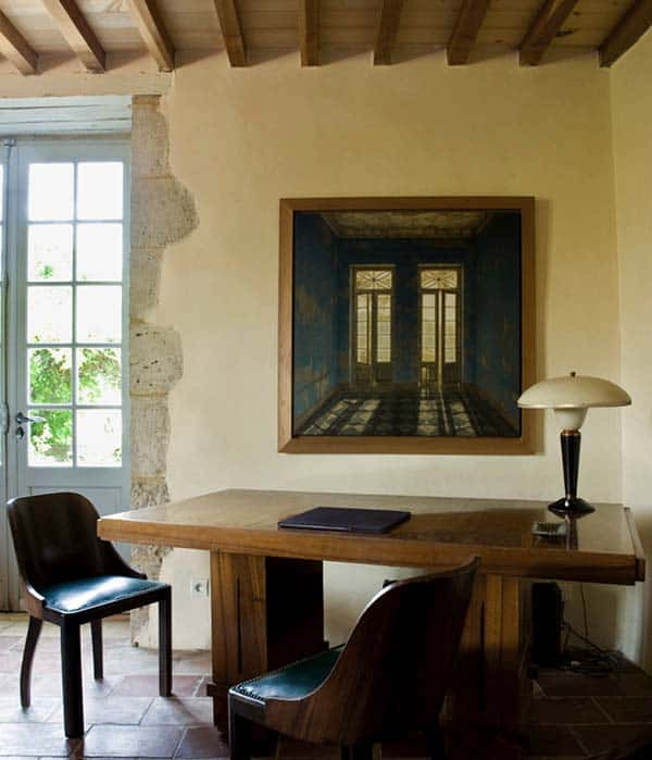 Stone Farmhouse in France-10-1 Kindesign