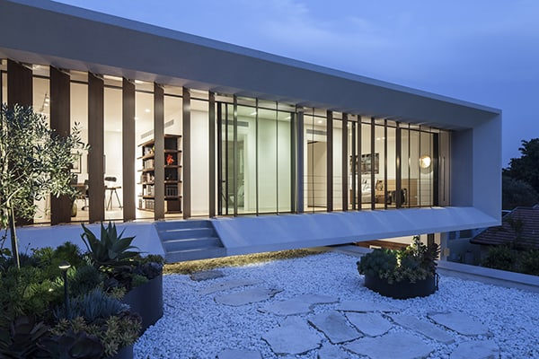 TV House-Paz Gersh Architects-13-1 Kindesign