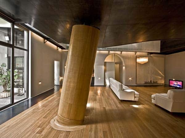 Trastevere Loft-MdAA architects-01-1 Kindesign
