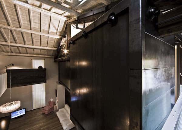 Trastevere Loft-MdAA architects-09-1 Kindesign