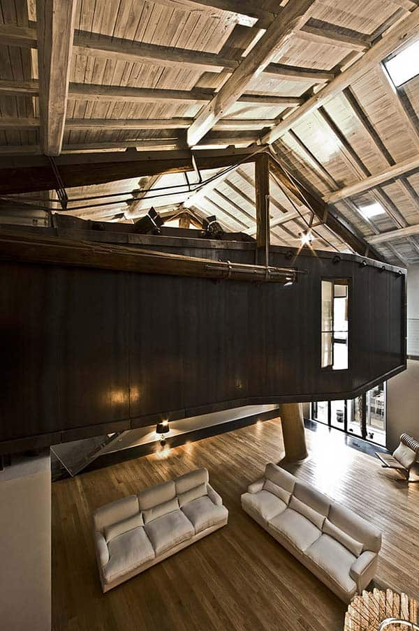Trastevere Loft-MdAA architects-11-1 Kindesign