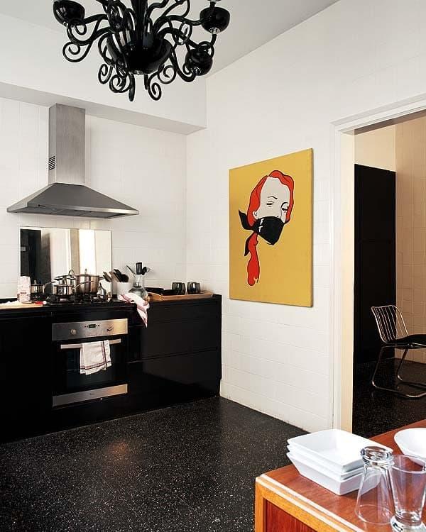Barcelona Triplex Renovation-Bruno Reymond-03-1 Kindesign