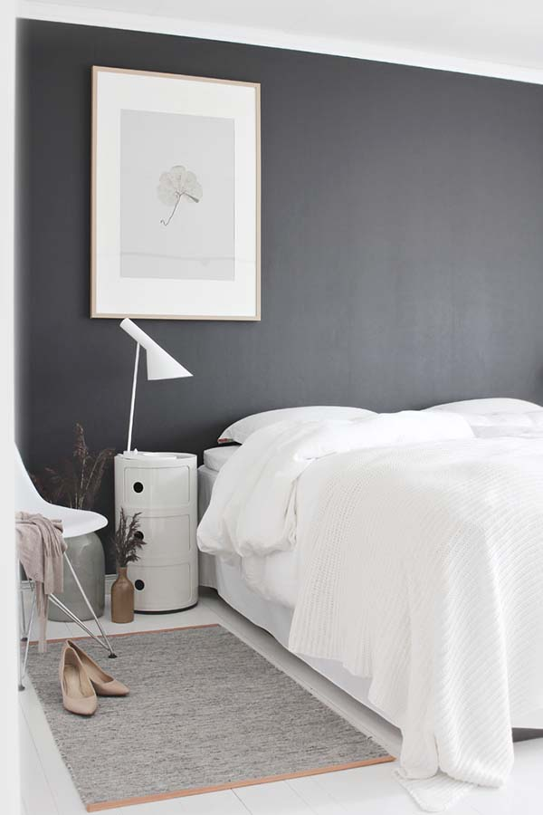 Black and White Bedroom Ideas-32-1 Kindesign